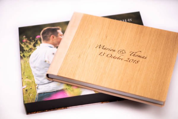 Album mariage snagah photography
